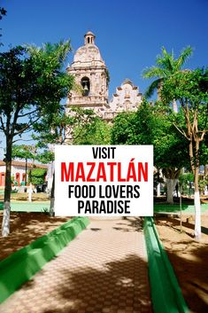 Go to Mazatlan, Mexico for a food lovers paradise. This beautiful coastal town will have you falling in love with the many choices of delicious food.  #Mazatlan #FoodTravel