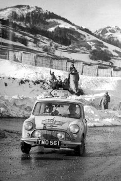 Monte carlo [anciennes photos inside] - Page : 177 - Photos - FORUM Sport Auto Cooper Car, Mini Cooper S, Classic Mini, Classic Cars, Automobile, Family Chiropractic, Cabriolet, Small Cars, Rally Car