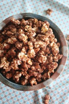 Popcorn is the ultimate movie treat. In fact, a flick without popcorn is like Olaf without summer. ET without a Speak 'n' Spell. The LEGO Movie without awesome. You get the idea. Make your next movie night really pop with fun and creative popcorn recipes (none of that microwavable stuff!). Click through our album for 13 tasty varieties, from caramel Nutella to red velvet.