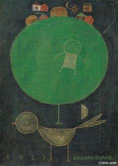 Paul Klee (1879-1940) bird