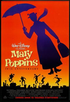 Mary Poppins (1994) poster