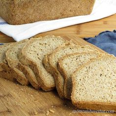 The Best Psyllium-Flax Bread   Mom, Can I Have That?