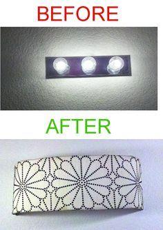 Shades Custom, Bathroom Lights