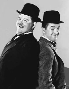 Stan Laurel and Oliver Hardy signature suits from their various 1940s movies (Century Fox and Macintosh Studios). (Sold for 20 thousand dollars at the Debbie Reynolds Auction 6/18/2011)
