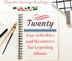 20 Fun Activities and Resources for Learning Idioms