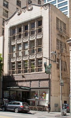 513 W. Seventh Street, Historic-Cultural Monuments in DTLA (location of Mas Malo Restaurant and Seven Grand)