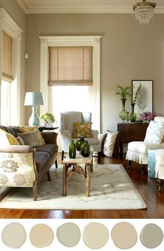 Beautiful Living Style: Color: Staging Your Home For Sale