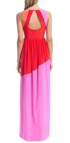 Mabrey Combo Maxi Dress