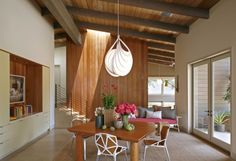 Houzz Tour: A Mid-Century Modern Getaway  Charles DeLisle Transforms a William Wurster Ranch into a Dream Home