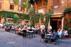 Cafe Della Pace, Rome