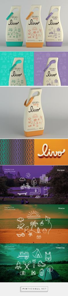 Live / Personal Care Products by Jairo Arruda, Graziela Pasqual