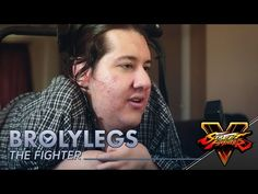 Professional Street Fighter player, BrolyLegs, plays the game better with his face than I do with my hands - KnowTechie