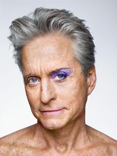 Michael Douglas eyes shadow © Martin Schoeller