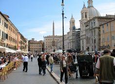 Everyone wants to see Rome...I do too.