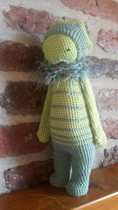 lalylala mod made by Claire B. 7 crochet pattern by lalylala