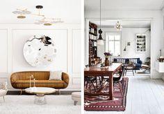 Design 101: Modern vs. Contemporary Style, Laurel & Wolf,