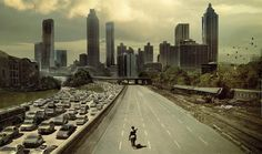 which city is the walking dead set - Google Search