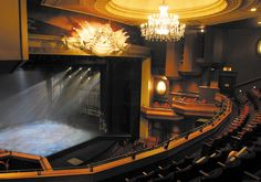 The beautiful Avon Theatre!