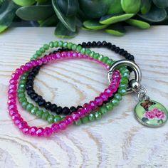 FYO Mix & Match facet serie - kies je kleur! Armbanden www.fyostore.nl
