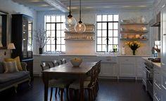 killer kitchen.  kitchen of my dreams.    Green Street: Local Design - Sage Design