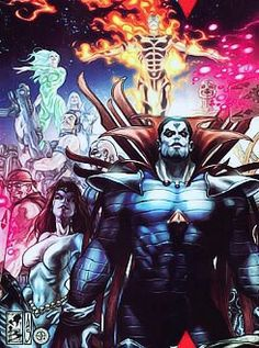 Mr. Sinister & The Marauders