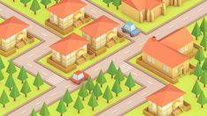 Neighborhood (Isometric) on Behance