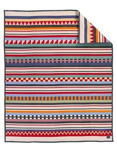 Tamiami Trail Blanket. I want this for Xavi!