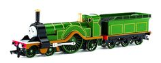 Trains Bachmann Locomotive with Moving Thomas and Friends Emily Eyes HO #BachmannTrains