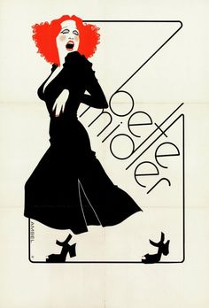 Bette Midler 11x17 Movie Poster