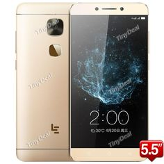 """LETV LeEco LE 2 X620 5.5\"""" FHD Helio X20 MTK6797 Deca-core Android 6.0 4G Phone 3GB RAM 16GB ROM 16MP CAM Touch ID…"""