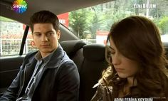Emir: I missed you a lot. Feriha: Emir don't do that please. It's over. Emir: What is over? Love... Feriha: It's over
