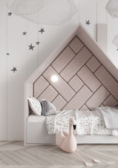 Fun Kids Room and Nursery Ideas for Kids and Children Room Decor Inspo and Ideas Lovelane Designs--Pretend Play and Imaginative Playwear Shop NOW Baby Room Furniture, Baby Boy Room Decor, Baby Room Diy, Baby Boy Rooms, Girl Room, Diy Baby, Deco Kids, Kids Room Design, Design Girl