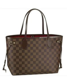 LV Great Louis Vuitton Neverfull PM Brown Totes Can Be Whatever You Want In  Your Life Ever! I also love the lighter one. d449417957e0e
