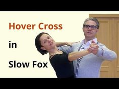 Hover Cross and Continuous Hover Cross in Foxtrot Salsa Dance Lessons, Ballroom Dance Lessons, Dance Tips, Ballroom Dancing, Dance Class, Dance Moves, Dance Videos, Foxtrot Dance, Learn To Dance