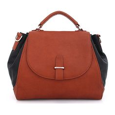 Chic Office Look Leather Tote Bag Leather Shoulder Bags – Zeco at doozybag.com
