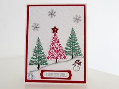 Stampin Up Even More Fun and Fabulous Christmas Cards! photo