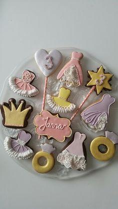 Homemade by MI: Jannan prinsessakeksit