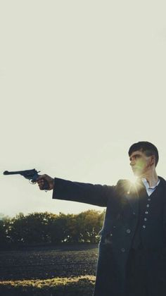 There must have been a time in my life before I watched Peaky Blinders, but I don't remember it