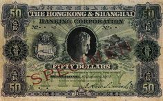 George VI; SCARCE 1940 Hong Kong 1 Dollar F