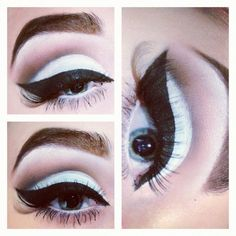 The perfect pinup eye