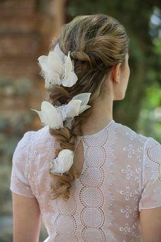 Nila Taranco, tocados para novias e invitadas