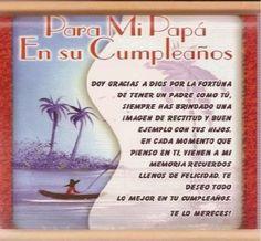 <b>Imagenes</b> <b>de</b> <b>cumpleaños</b> <b>para</b> <b>papa</b> 2