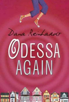 Odessa Again by Dana Reinhardt. When 9-year-old Odessa Green-Light stomps out her frustration at being sent to her room after shoving her annoying little brother, one particularly big stomp sends Odessa flying through the floorboards and mysteriously twenty-four hours back in time. This book is shelved in children's fiction.
