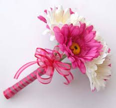 pink gerbera bouquet - Google Search