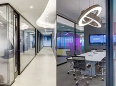 NASCAR Office by Ted Moudis Associates, New York City » Retail Design Blog