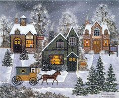 A REAL SNOW JOB BY JANE WOOSTER SCOTT*