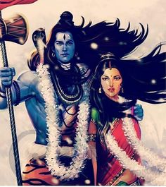 This post is about eternal love which is exemplified by Shiva and Parvati When your heart gets filled and your emotions come out as tear… Shiva Parvati Images, Durga Images, Lord Shiva Hd Images, Shiva Lord Wallpapers, Shiva Hindu, Mahakal Shiva, Hindu Deities, Shiva Art, Shiva Statue