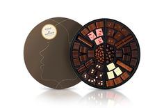 The Party Piece, chocolate box from Hotel Chocolat #HotelChocolat #chocolate #gift
