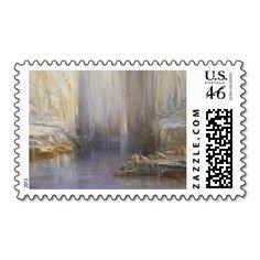 Scenic postage