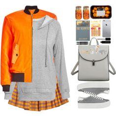Orange (casual)